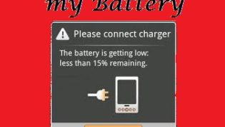 Low Battery Life Time