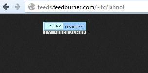 Subscriber's count using URL Method