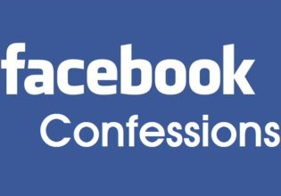 Facebook Confessions Logo
