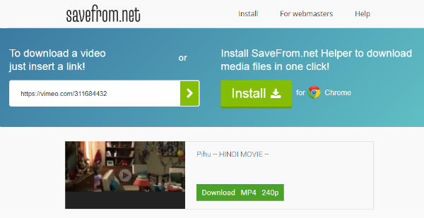 SaveFrom.Net - Movies Download