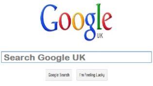 Google Home Page - UK