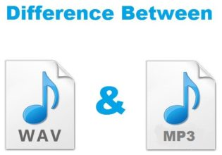 Difference Between Wave File & MP3