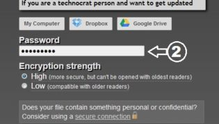Protect PDF Files