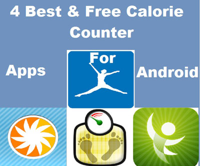 4 best calorie counter apps