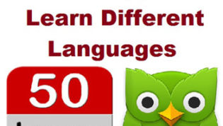 Free apps to learn different languages
