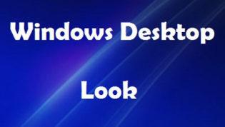 Make Your Windows Desktop Look Cool