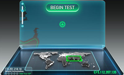 10 best free internet speed test site to check download speed.