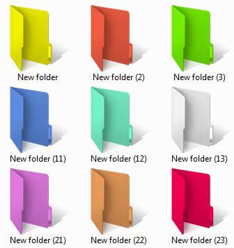 Colorize Folders
