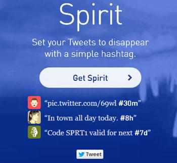 Get Spirit