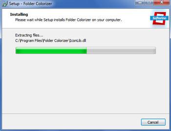 Installing Folder Colorizer