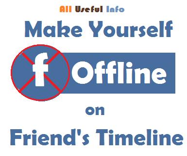 Make Yourself Offline