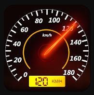 GPS Speedometer Android App