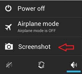 Take Screenshot in Android