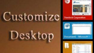 Desktop Customization
