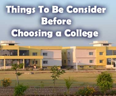 Select a Good College
