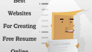 Websites to Create Free Resume