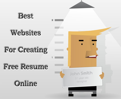 3 best websites to create appealing resumes online for free
