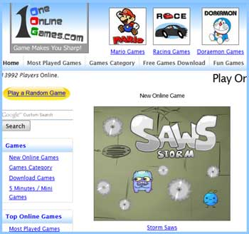 One Online Games