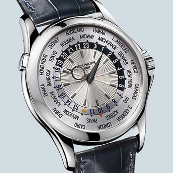 Patek Philippe Platinum World Time