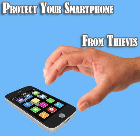 Protect Smartphones from Thieves