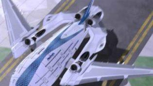 SkyWhale - A Self-Healing Airplane