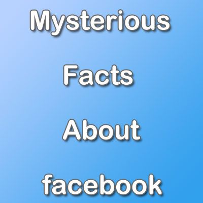 Facts About Facebook