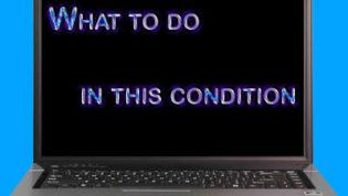 Laptop Screen Goes Black