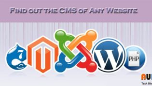 Find CMS of Any Website