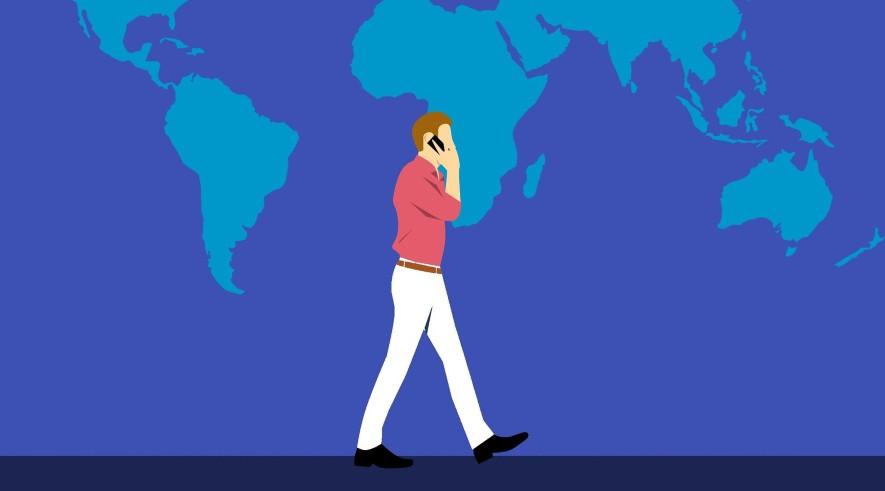 Make free international calls