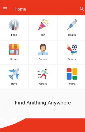Near For Me App