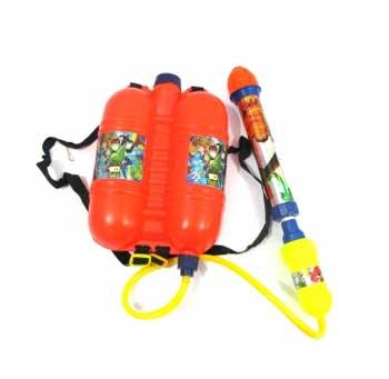 Back Pack Water Gun Pichkari Med