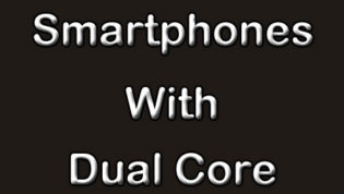 Blackberry with dual core