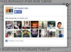 Facebook Page Lightbox Plugin