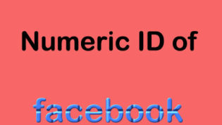 Find Numeric Facebook ID