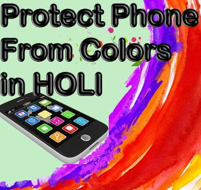 Protect Smartphone From Colors