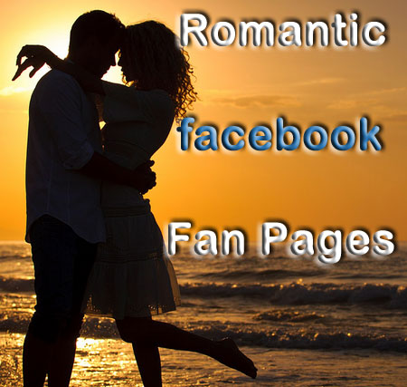 Romantic Facebook Pages