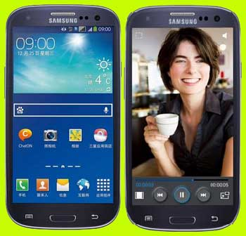 Samsung Galaxy S III Neo Plus