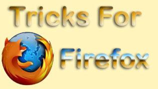 Tips for Firefox