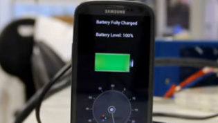 Charge Smartphone Within 30 Seconds
