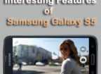 Galaxy S5 Features