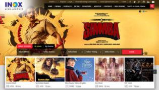 Inox Movies - Book tickets online