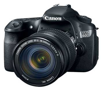 Canon EOS 60D 18.0MP
