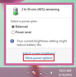 More Power Optios