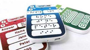 World's First Braille Phone