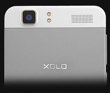 Camera of Xolo Q1200