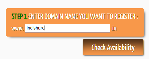 Get Free Dot in Domain name
