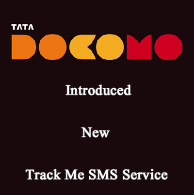 Tata Docomo's Track Me
