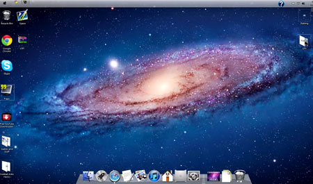 Windows turned into Mac