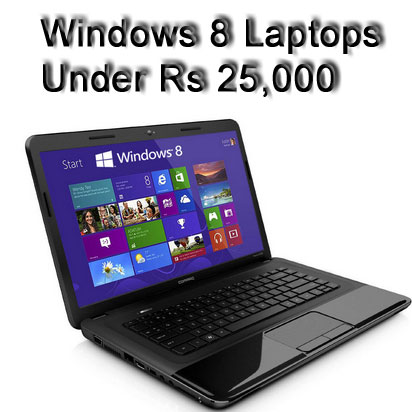 Affordable Windows 8 Laptops