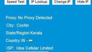 Find IP Address Online